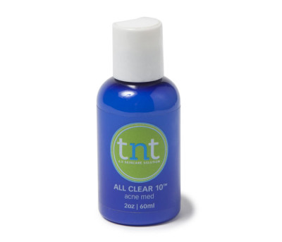 All Clear 10 Acne Clearing Booste