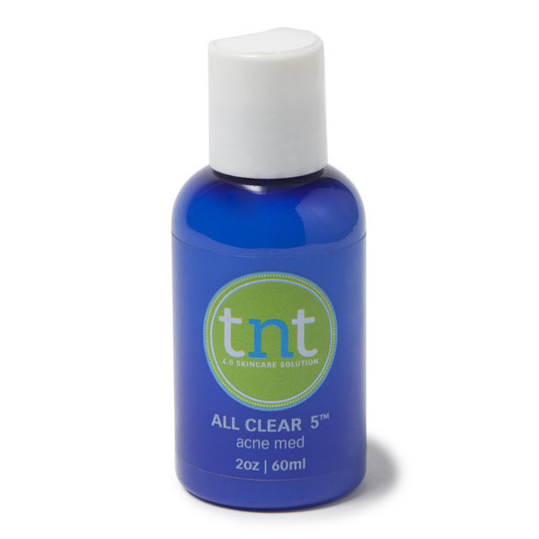 All-Clear 5 Acne Clearing Booster